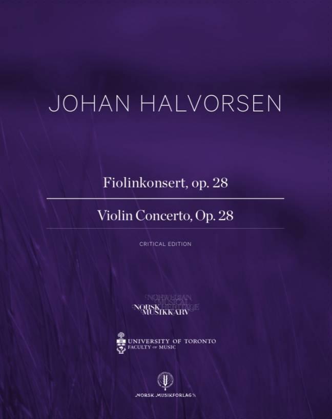 Johan halvorsen cover
