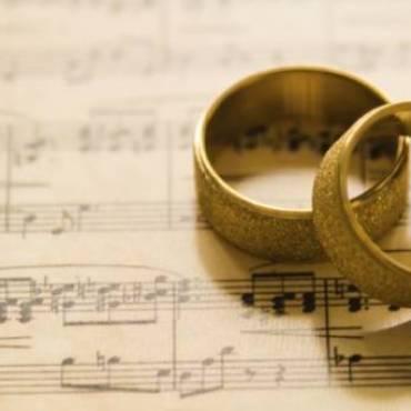Bryllupsmusikk hos Musikkforlagene