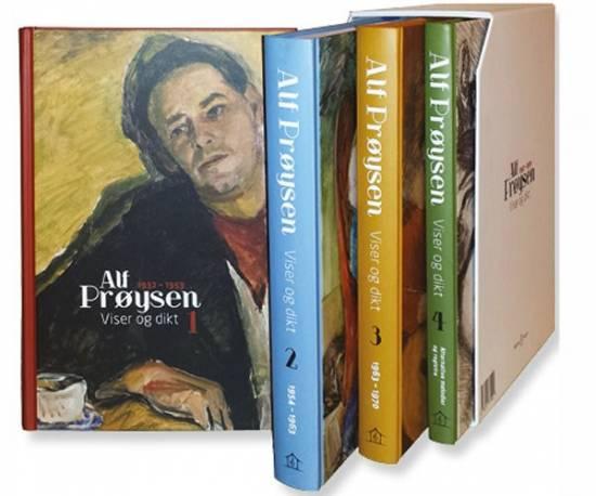 ALF PRØYSEN: Viser og dikt 1932-1970