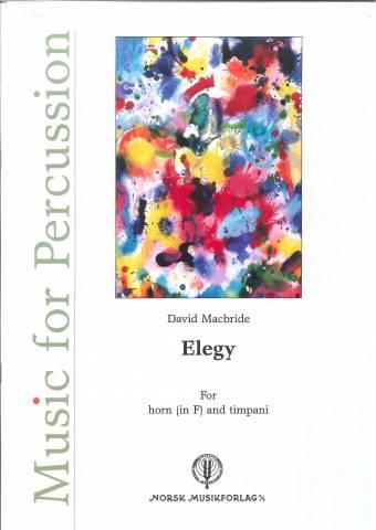 DAVID MACBRIDE: Elegy