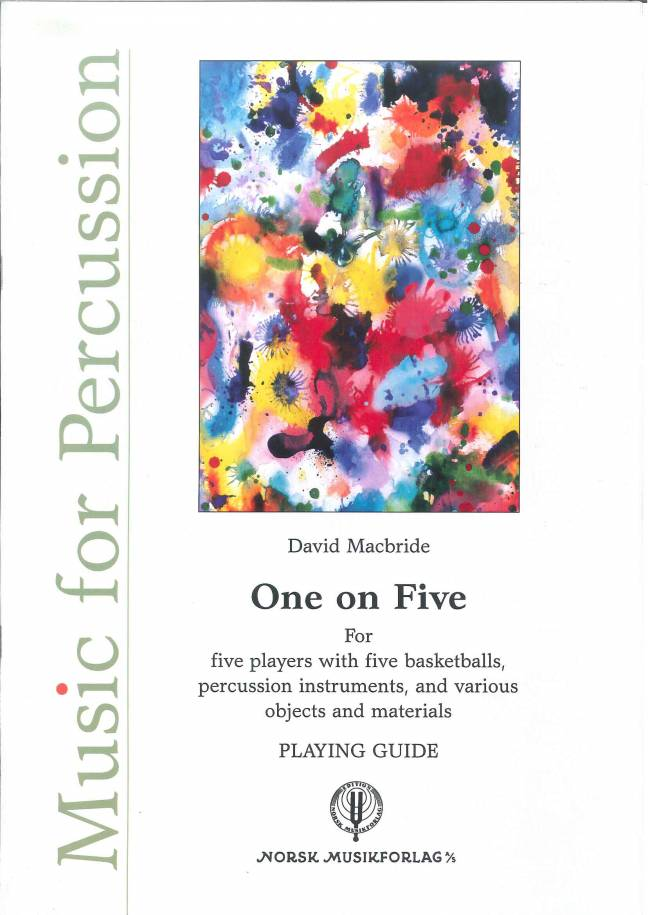 DAVID MACBRIDE: One on Five