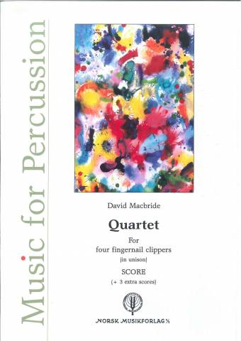 DAVID MACBRIDE: Quartet
