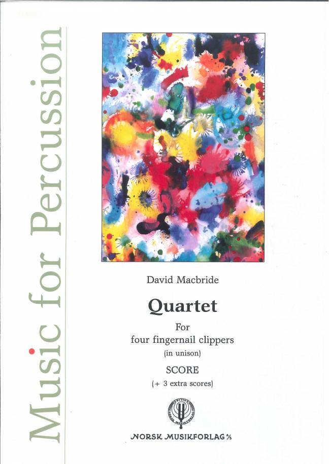 DAVID MACBRIDE: Quartet