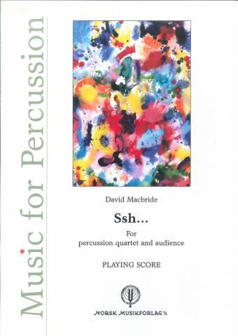DAVID MACBRIDE: Ssh...