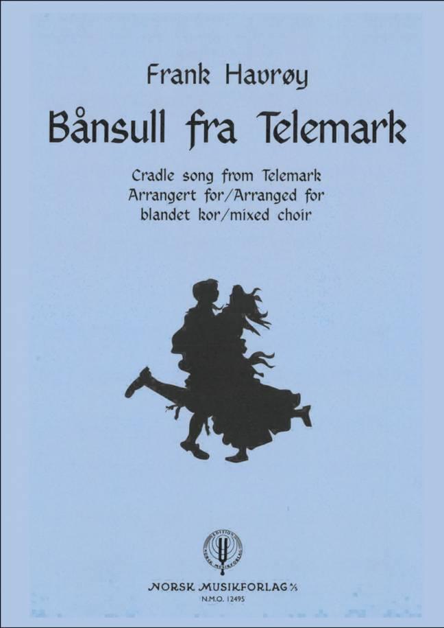 Bånsull fra Telemark