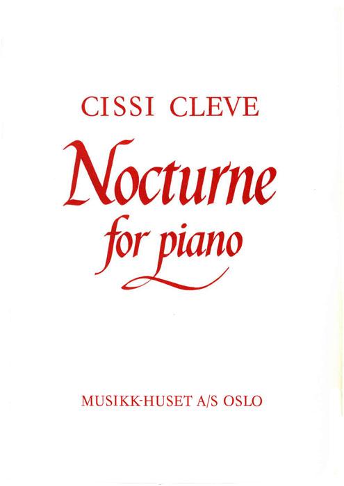CISSI CLEVE: Nocturne