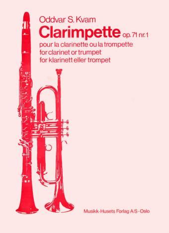 ODDVAR S. KVAM: Clarimpette op. 71