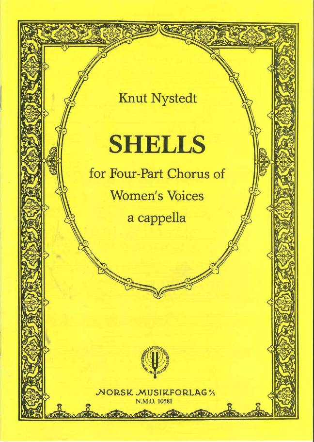 KNUT NYSTEDT: Shells