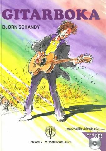 BJØRN SCHANDY: Gitarboka