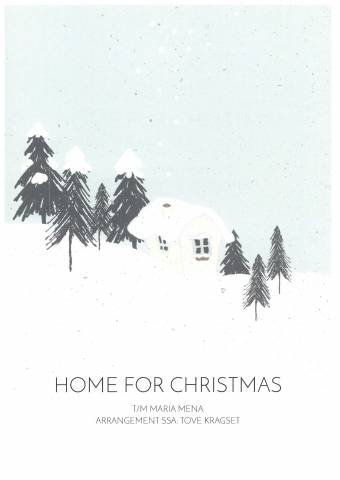 MARIA MENA: Home for christmas