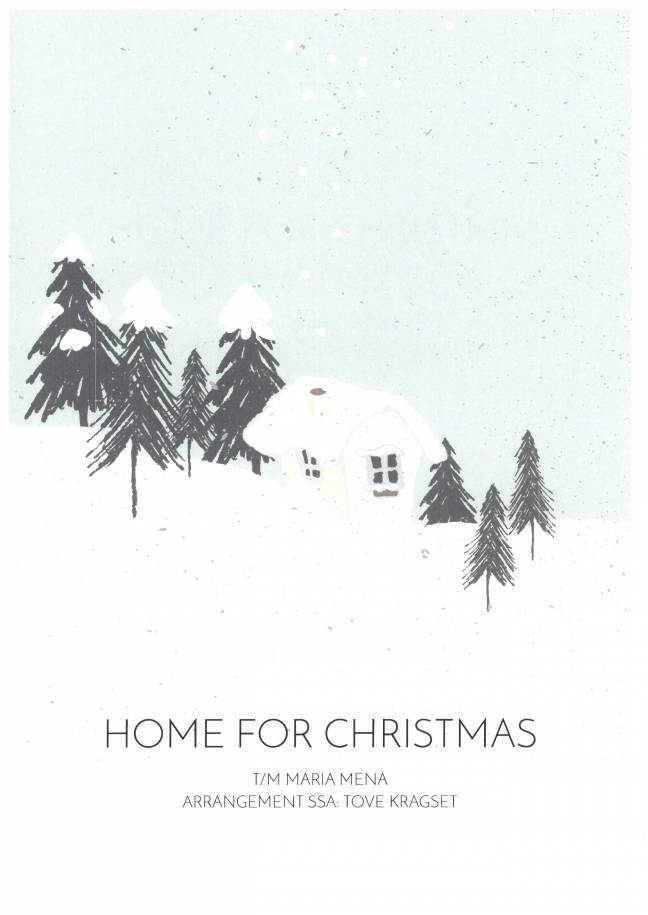 MARIA MENA: Home for christmas