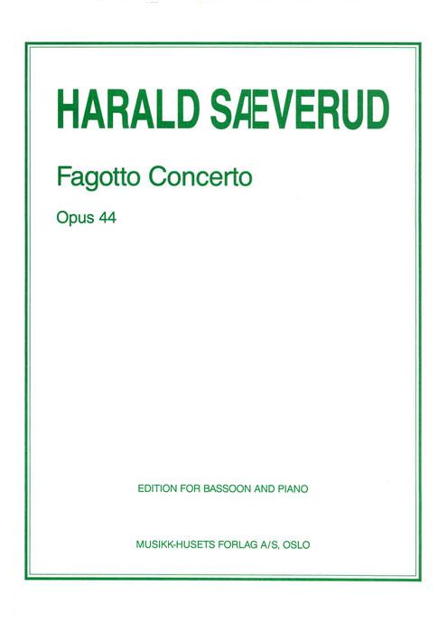 HARALD SÆVERUD: Fagottkonsert op. 44