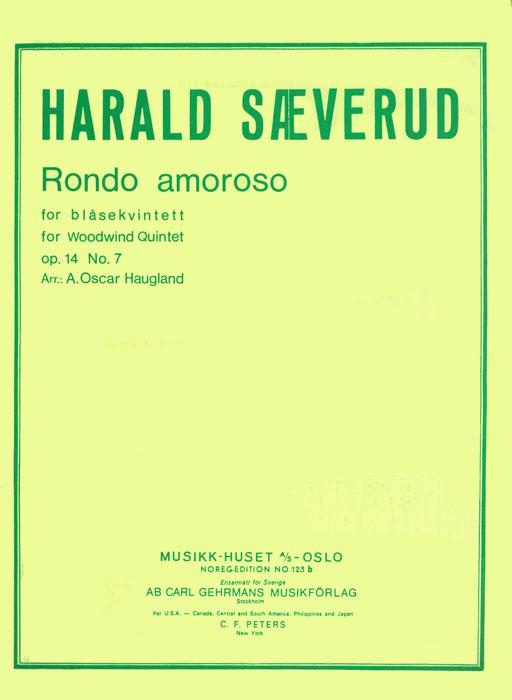 HARALD SÆVERUD: Rondo Amoroso op. 14