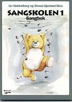 Sangskolen-1-sangbok-89586