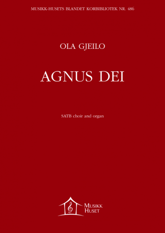 Ola Gjeilo: Agnus Dei