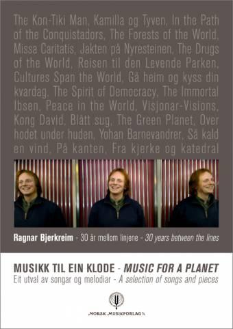RAGNAR BJERKREIM: Musikk til ein klode