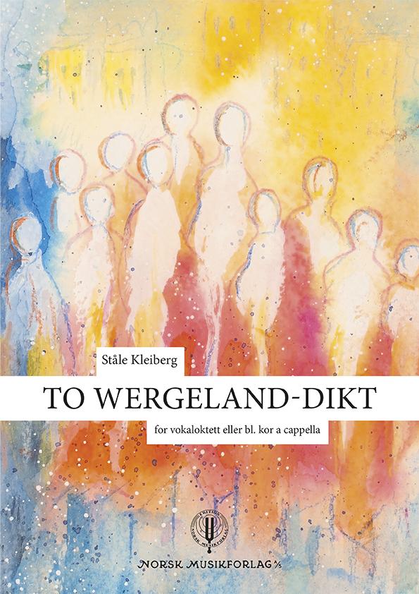NMO 13967 To Wergeland-dikt Omslag
