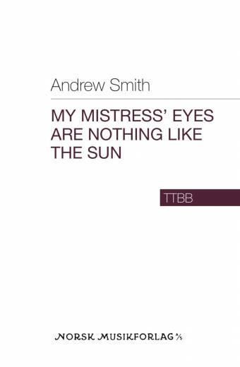 NMO 14007 My mistress eyes