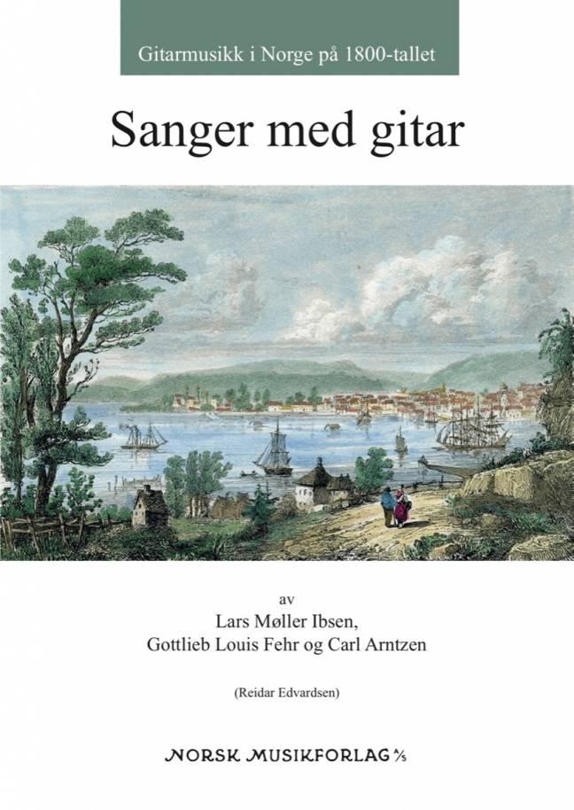 14036 Sanger med gitar omslag