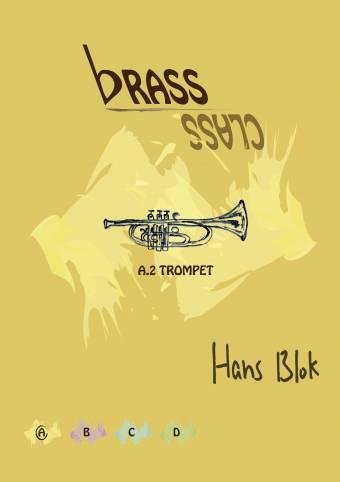 BrassClass Trompet A2 Omslag