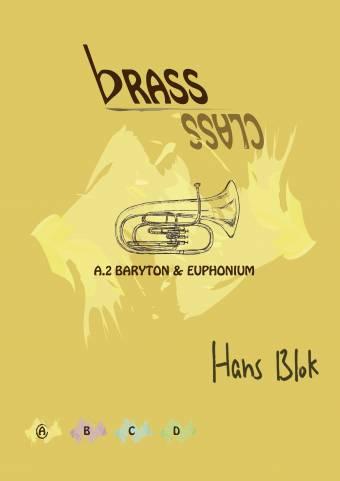 Brassklass a2 baryton og euphonium