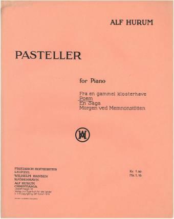 Pasteller Poem