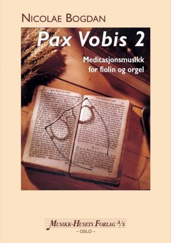 Pax Vobis 2 - omslag
