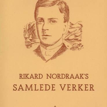 Boklansering av Rikard Nordraaks samlede verker