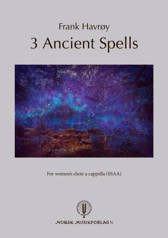3 Ancient Spells omslag