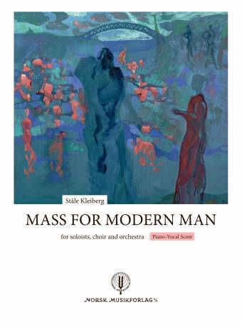 Mass for Modern Man-Omslag Vocal Score