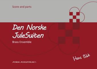 NMO 13974 Den Norske Julesuiten-BrassEnsemble Cover