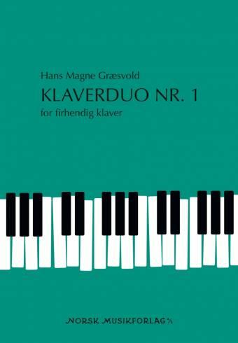 NMO 14057 Klaverduo No.1 omslag