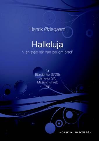 NMO 14095A Halleluja omslag