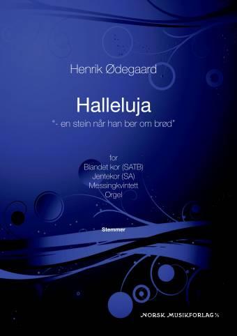 NMO 14095B Halleluja omslag Stemmer