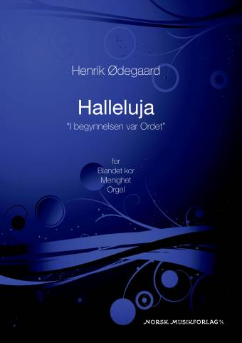 NMO 14096 Halleluja, I begynnelsen var ordet omslag