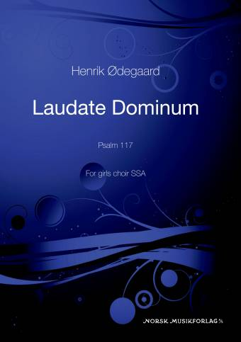 NMO 14098 Laudate Dominum omslag