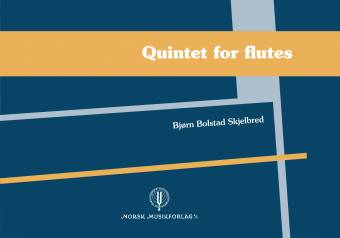 Quintet for flutes - omslag