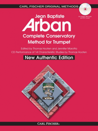 Jean Baptiste Arban: Complete Conservatory Method for Trumpet