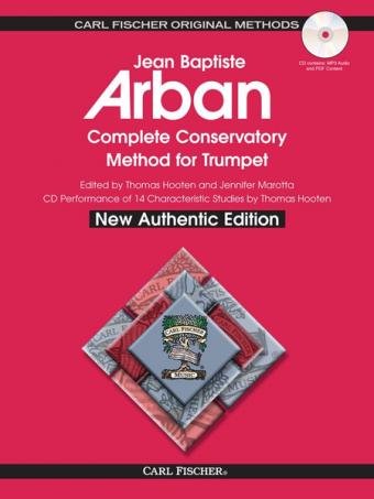 Jean Baptiste Arban: Complete Conservatory Method for Trumpet