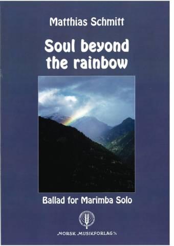 Soul beyond the rainbow, omslag