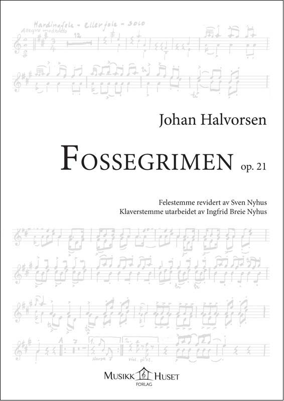 Johan Halvorsen: Fossegrimen
