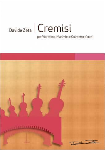 DAVIDE ZETA: Cremisi