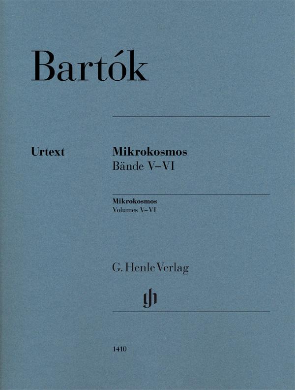 BARTÓK: Mikrokosmos – Volume 5-6