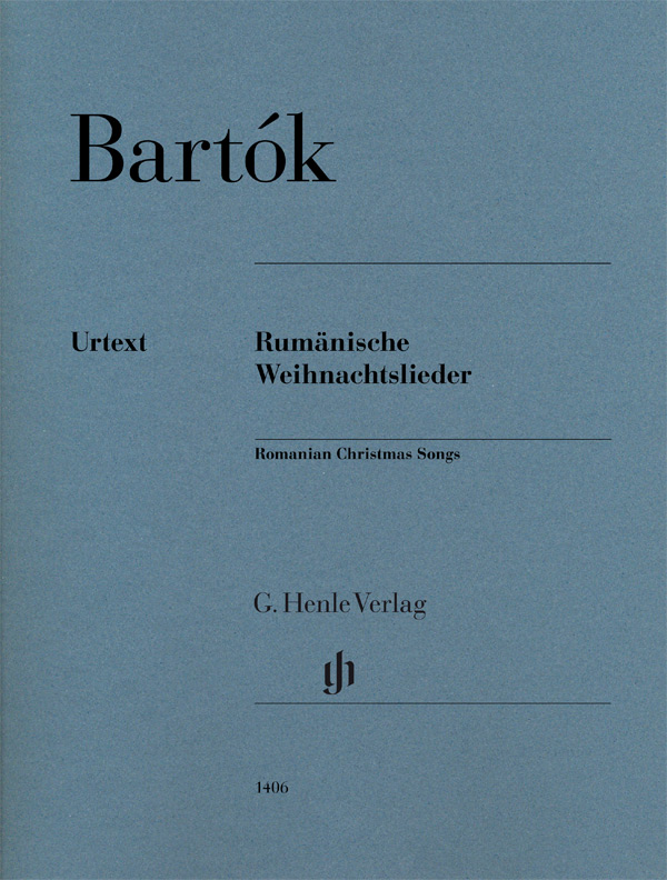 BARTÓK: Romanian Christmas Songs