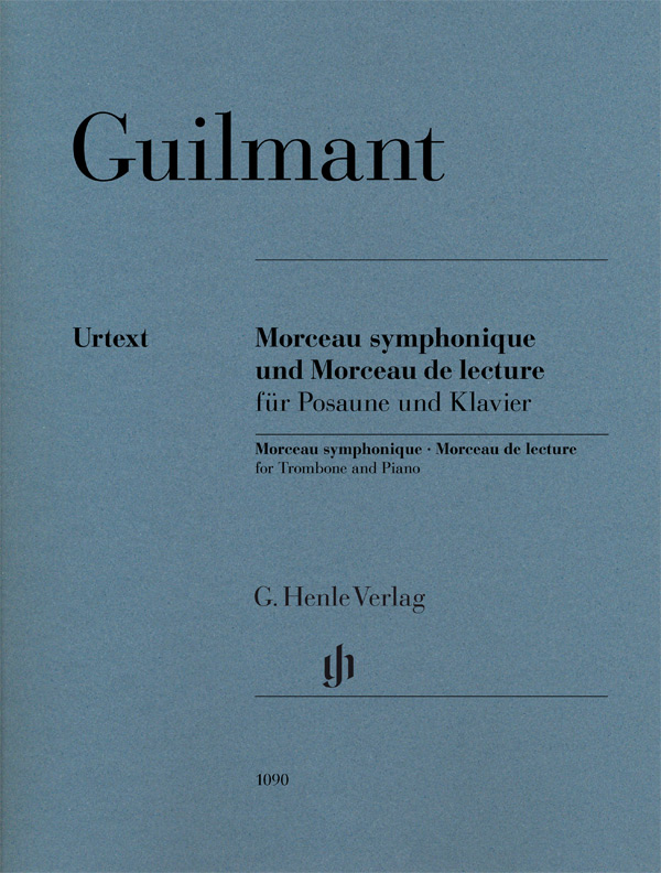 GUILMANT: Morceau symphonique
