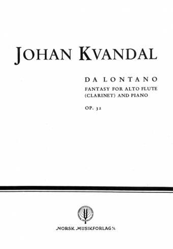 JOHAN KVANDAL: Da Lontano