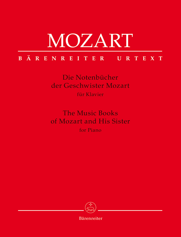 MOZART: The Music Books of Mozart and His Sister