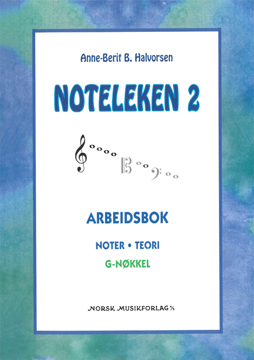 ANNE-BERIT HALVORSEN: Noteleken 2