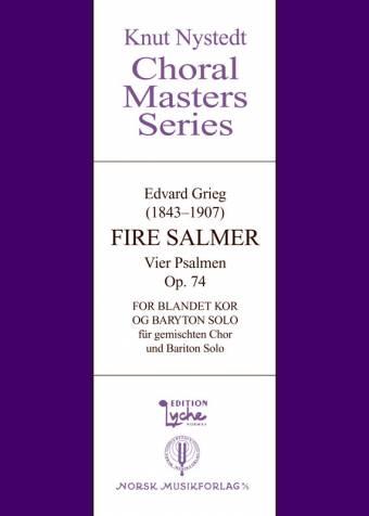 GRIEG: Fire salmer