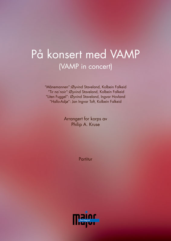 På konsert med VAMP